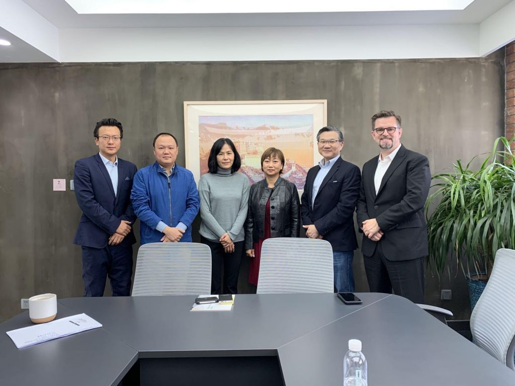 PBEC CEO Meets with APEC China Business Council