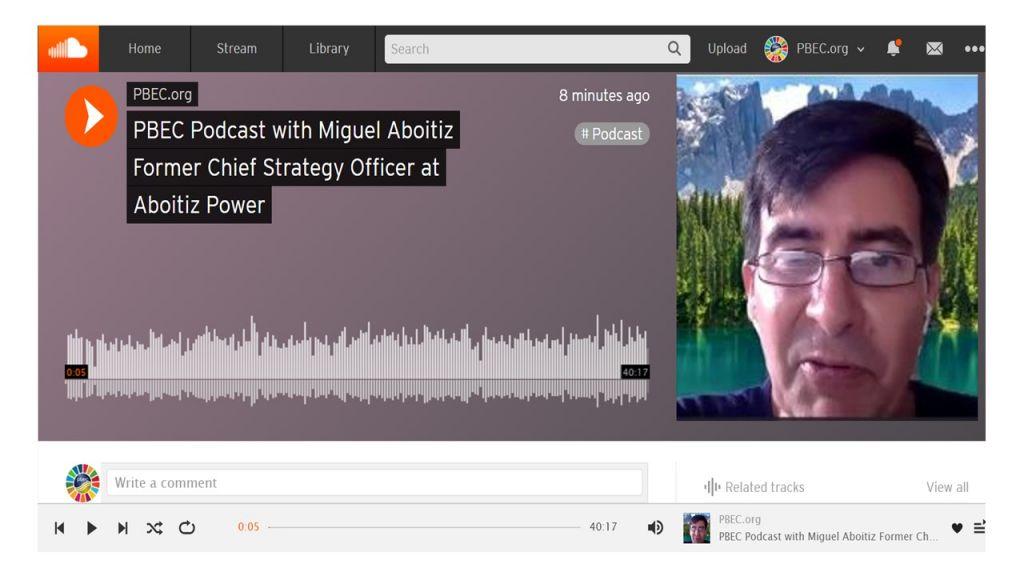 PBEC Podcast with Aboitiz Power Corp