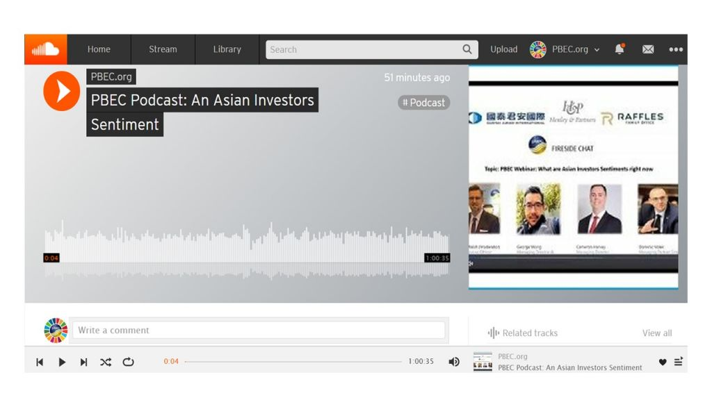 PBEC Podcast with Guotai Junan, Raffles Group & Henley & Partners