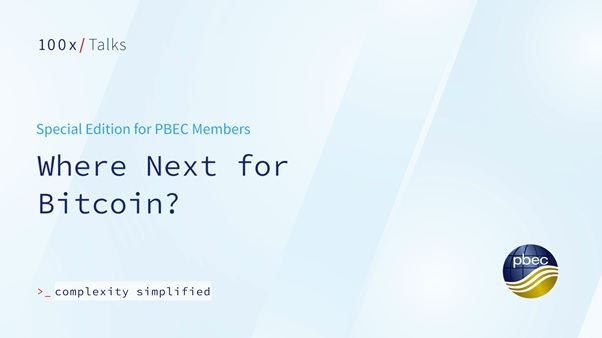"""PBEC Webinar Dialogue Series 2020 – """"What next for Bitcoin and the Cryptocurrency Sector"""""""