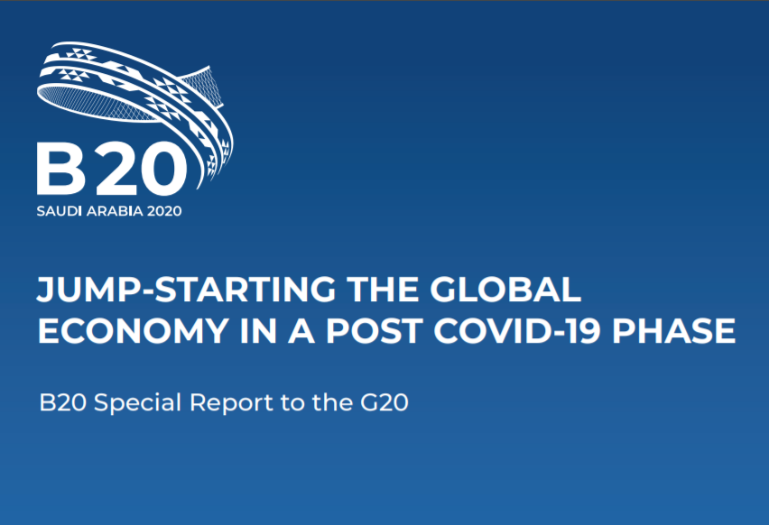 Jump-Starting The Global Economy in a Post Covid-19 Phase
