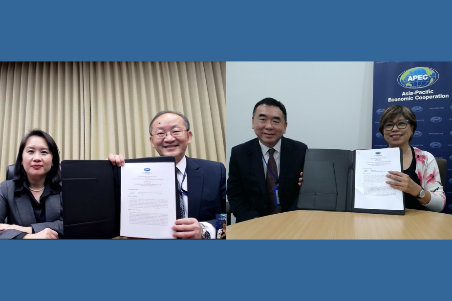 Chinese Taipei Contributes to Inclusive and Sustainable Growth Initiatives – 04 Nov 2020