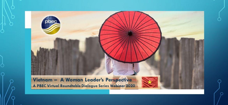 Vietnam Women's leaders Banner PBEC