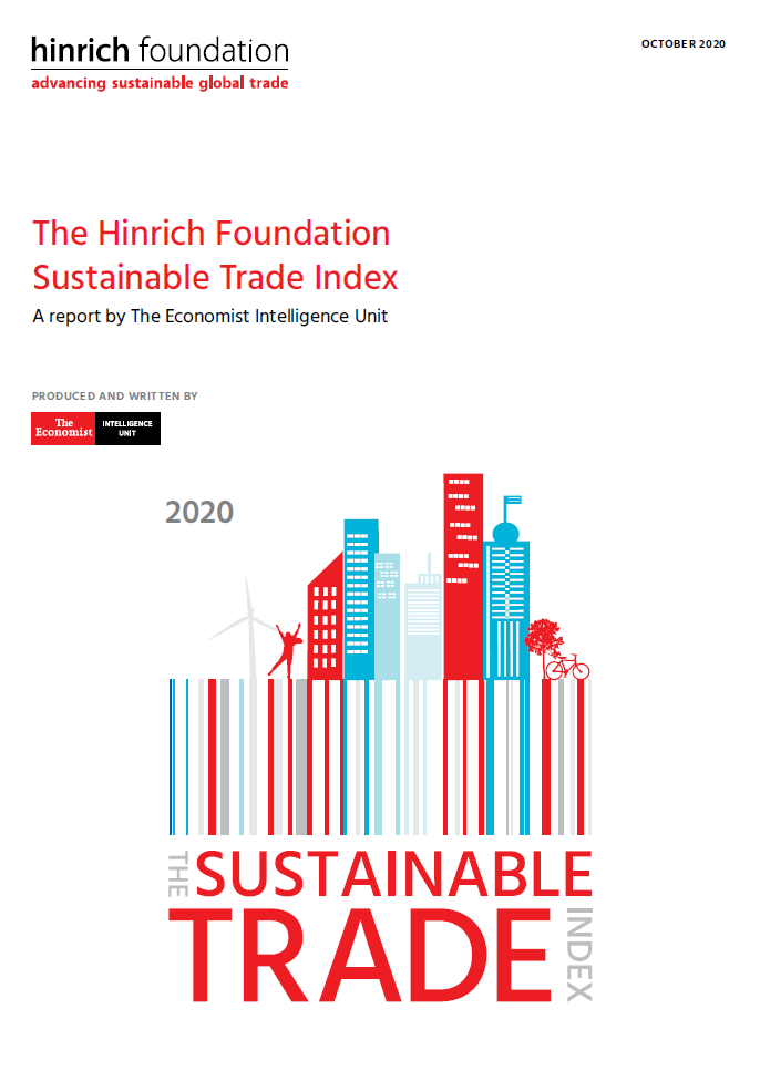 The Hinrich Foundation Sustainable Trade Index 2020