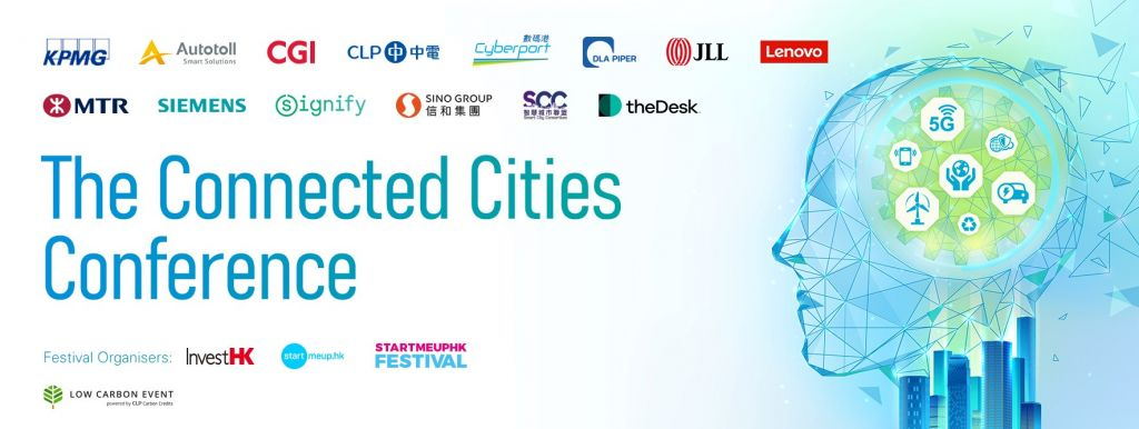 The Connected Cities Conference – 27 May, 2021