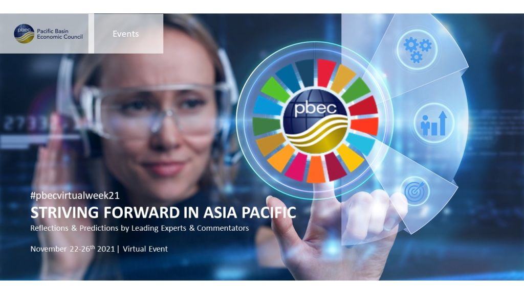 """PBEC Virtual Live Week – """"Striving Forward in Asia Pacific"""""""